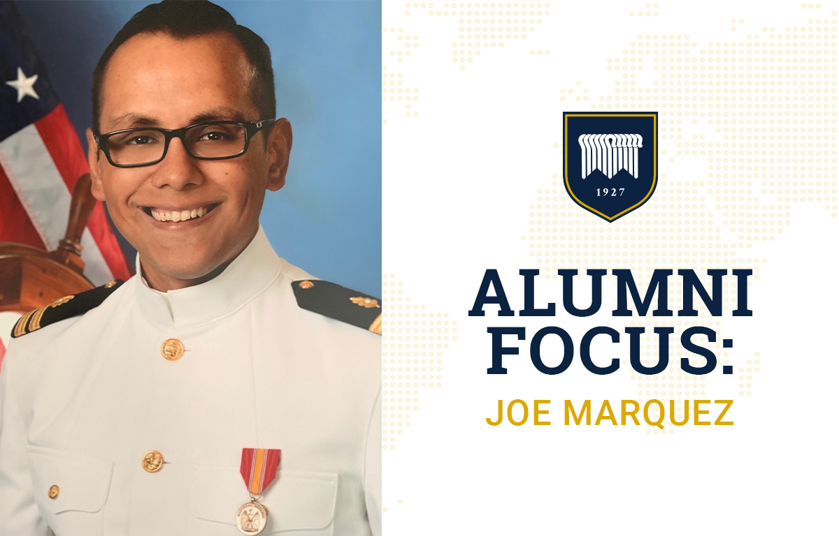 Alumni Focus: Joe Marquez