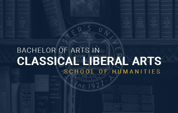 Classical Liberal Arts Major image