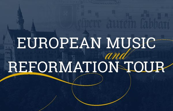 European Music and Reformation Tour image