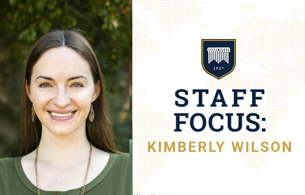 Kimberly Wilson: An Introduction image
