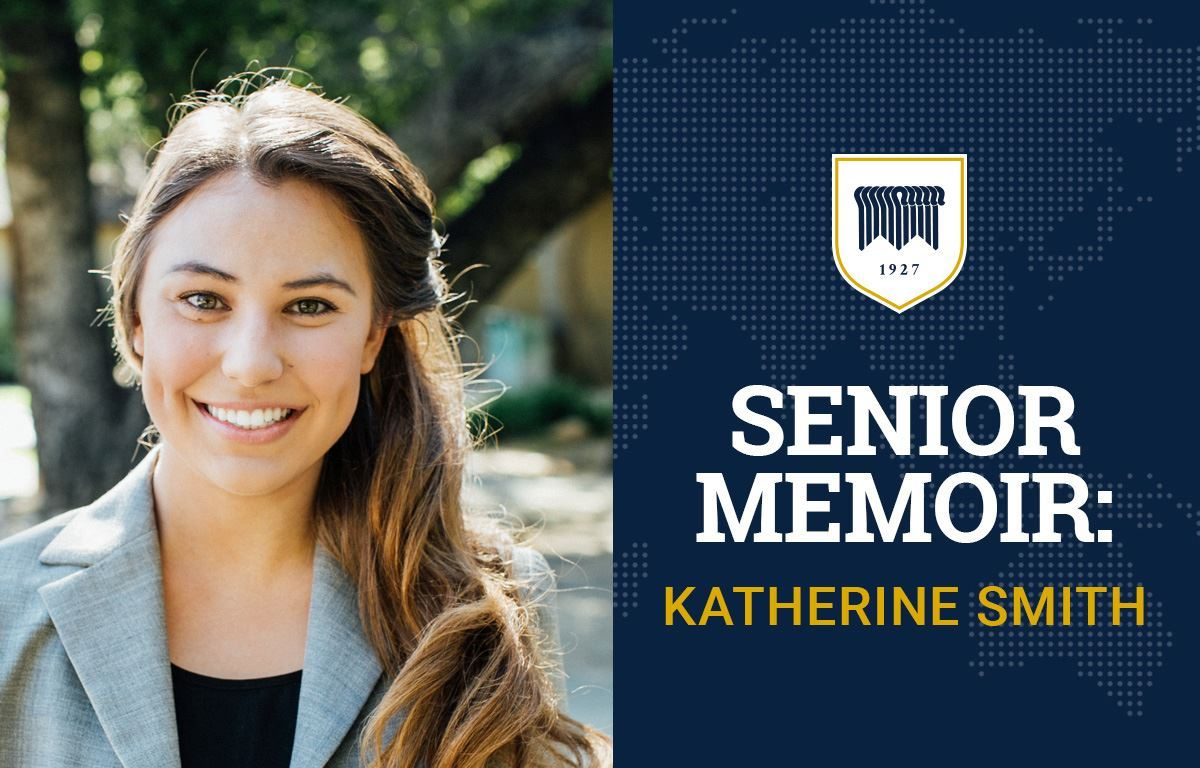 Senior Memoir: Katherine Smith image