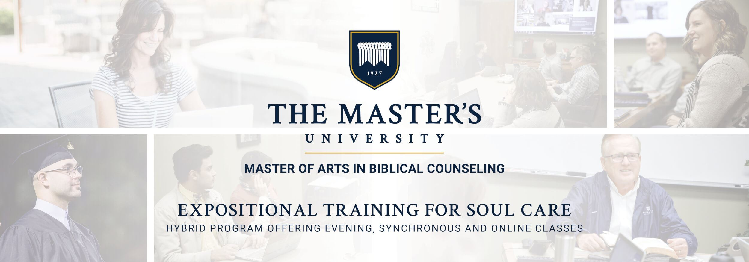 Master of Arts in Biblical Counseling