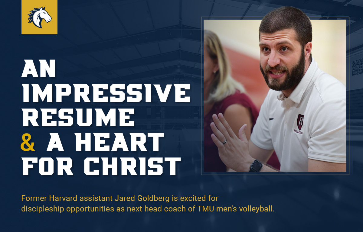An Impressive Resume & A Heart For Christ