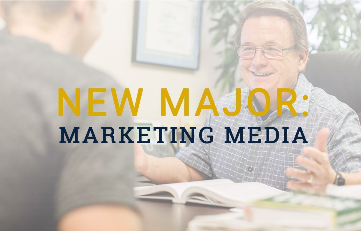 New Major: Marketing Media image