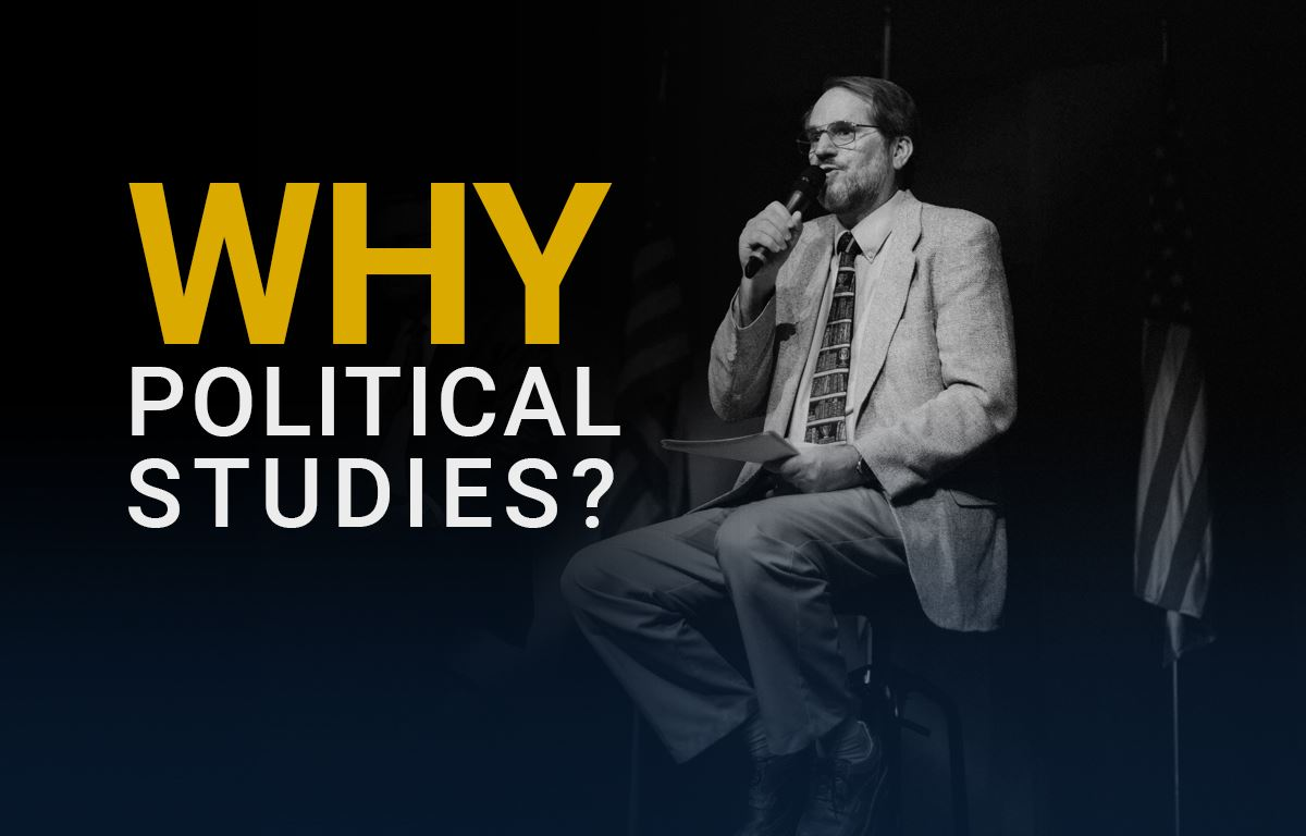 Why Political Studies? image