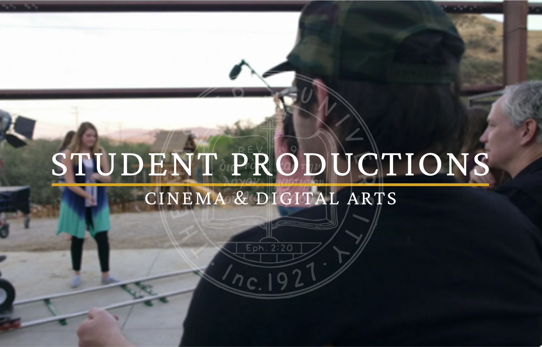 Browse Student Productions