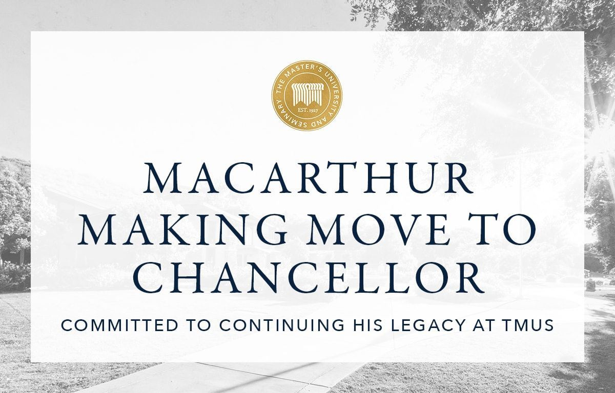 MacArthur Making Move to Chancellor image