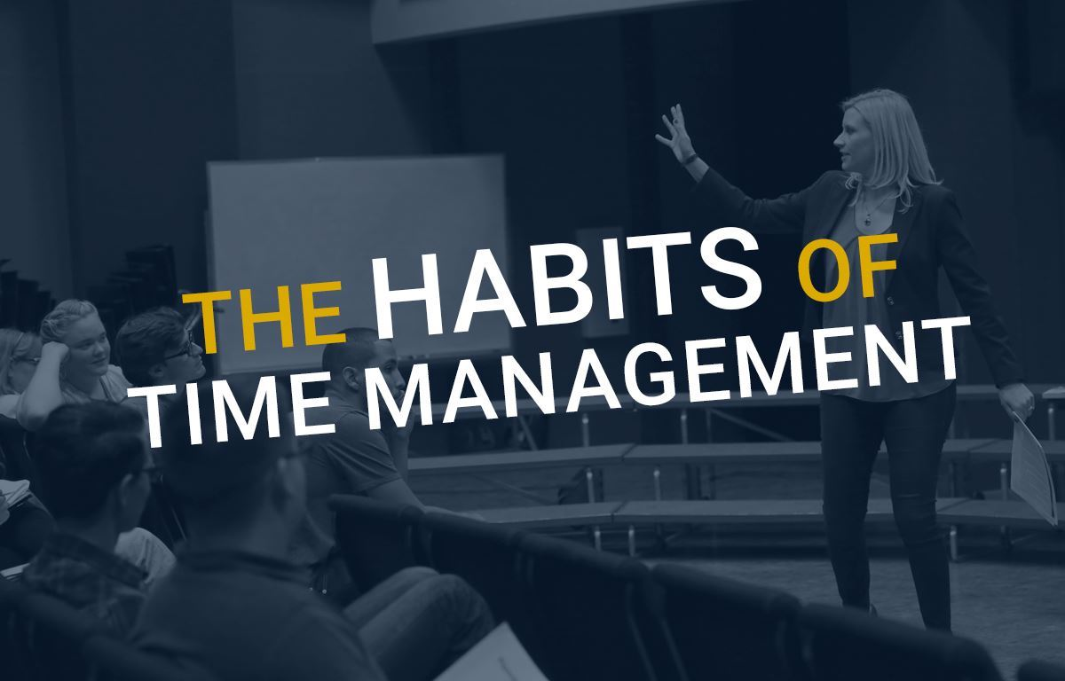 The Habits of Time Management image