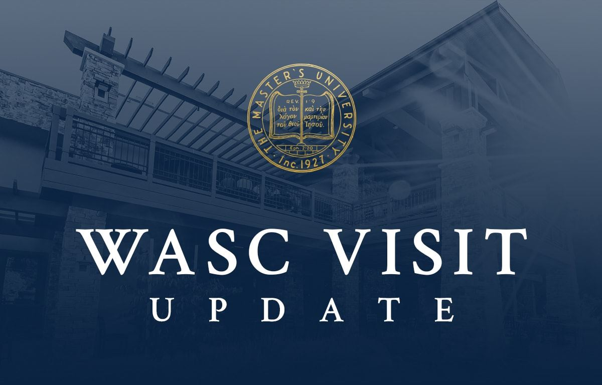 WASC visit update image